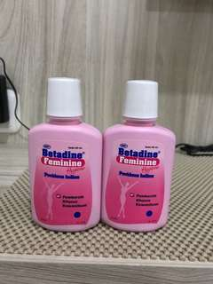 betadine feminime
