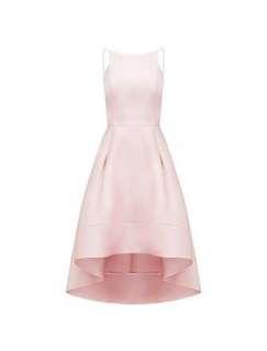 Forever new halter pink dress