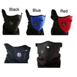 Outdoor cycling full face mask WG CS game face mask