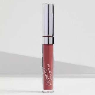 Coluorpop Ultra Matte Stingraye Lipstick