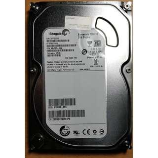 """Seagate Barracuda 7200 rpm 3.5"""" 250GB Hard Disk"""