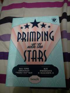 Benefit Primping With The Star