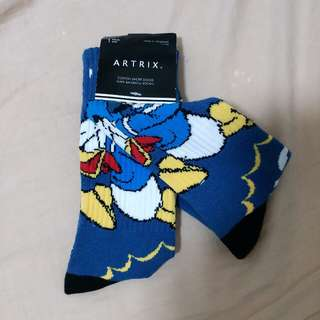 Artrix DonaldDuck Socks