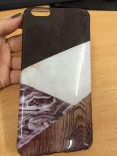 Marble casing iphone 6 plus 6s plus