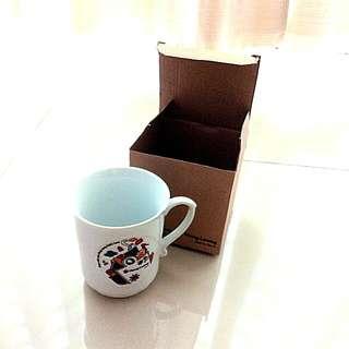 Hong Leong Bank collection mug