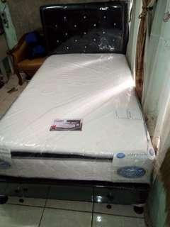 Springbed bedset no 4
