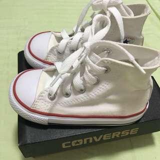 Original White Highcut Converse
