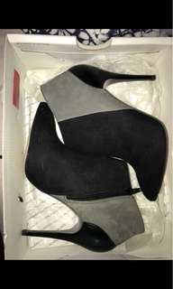 Brand new ankle boot heels