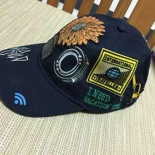 ZARA帽子(全新)