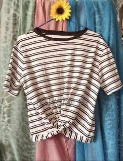 Belly Twist Stripe