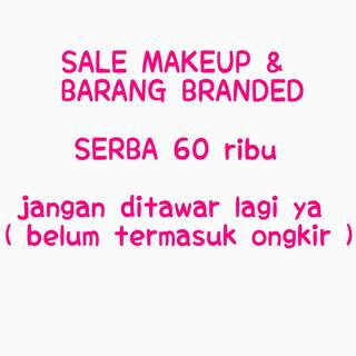 Makeup Branded Murah
