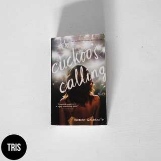 THE CUCKOOS CALLING NOVEL