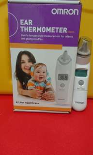 Preloved OMRON Ear Thermometer