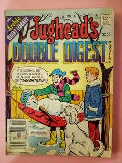 Archie: Jughead's Double Digest Magazine No.16