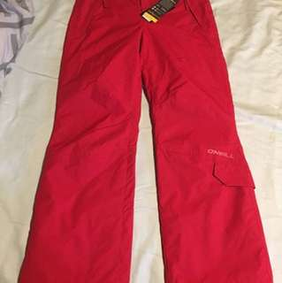 Brand new O'Neill youth snow/ski pants