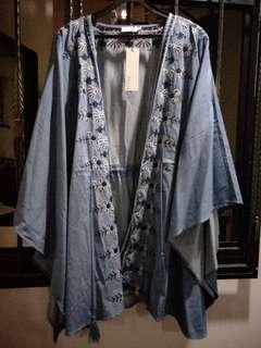 Zalia Kaftan/Outerwear