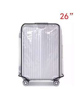 Clear Luggage Cover