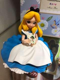迪士尼愛麗絲公仔