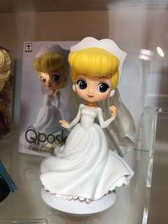 灰姑娘 新娘 公仔