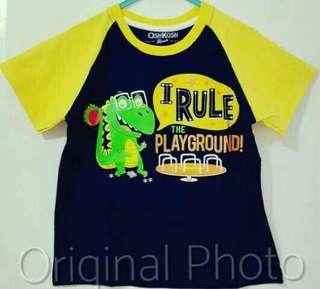 Kaos anak i rule 1-6