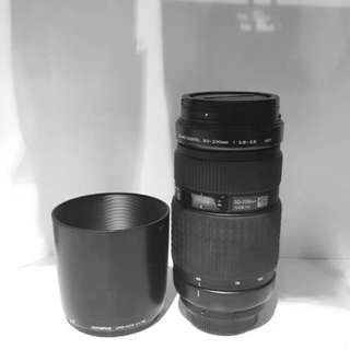 Olympus ZUIKO Lens 50-200 F2.8-3.5
