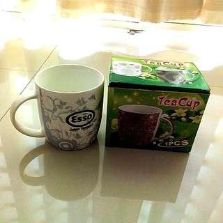 Esso Tea cup