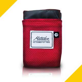 Matador Pocket Blanket™ 2.0 Red