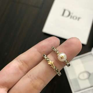 原單 Dior ring with packaging