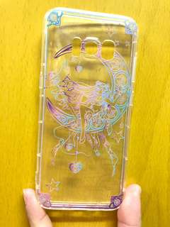 Samsung S8 100% new sailor moon phone case