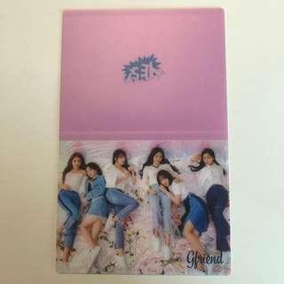 Gfriend Yes! Card 第35期 精品 5R相簿