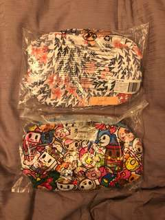 Jujube Sakura Swirl and Jujube Tokidoki Tokipops Fuel Cells Bundle