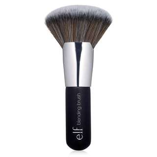 🚚 ✨美國elf e.l.f beautifully bare blending brush混匀刷 粉底刷修容刷多功能 96001