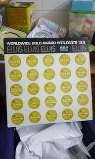 Elvis worldwide hits vol 1 & 2