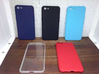 Softcase Solid Polos Warna
