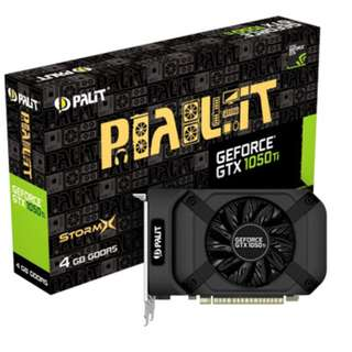 Palit Gtx 1050Ti StormX about 18 more months warranty left