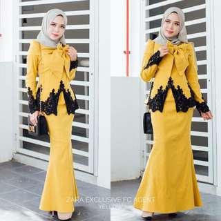 Zara exclusive   ♥️Material: cotton strechy (tak jarang )  ♥️size : S M L