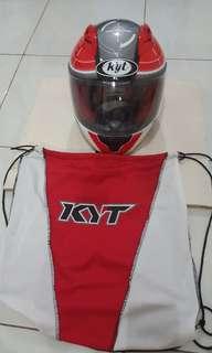 Preloved helm