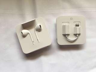 Apple EarPods Earphones with Connector