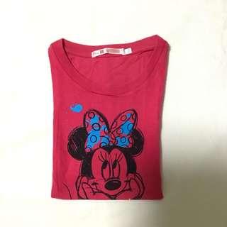 Uniqlo JP🇯🇵 Disney Shirt