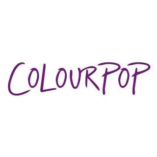 Colourpop Spree Preorder PO