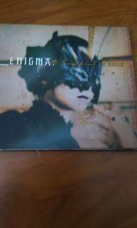 Enigma (the screen behind the mirror)