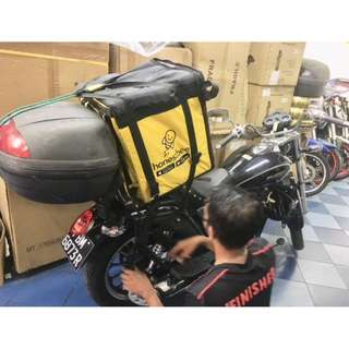 GHC offer less 69% for Rental of Motorcycles ( Commercial use ) !!!