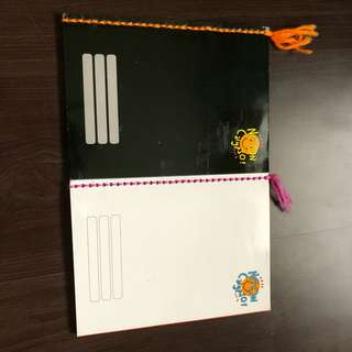 Yarn Notebooks