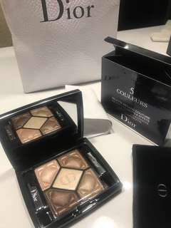 SALE!! 1k only!! AUTHENTIC Dior 5 Couleurs Eyeshadow Palette