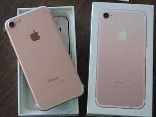 Apple iPhone 7 32Gb (Rose) new kredit mudah