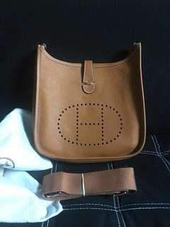 Hermes sling bag medium,Authentic grade quality,mirror copy