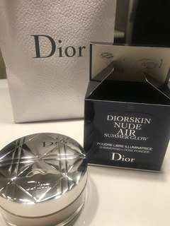 SALE!! 900 only!! AUTHENTIC Dior Summer Glow Loose Powder