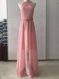 Chiffon Maxi Dress (Brand New)