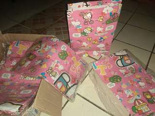 Paperbag Hello kitty