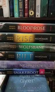 Andrea Cremer books